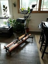 NordicTrack Classic pro Skier Machine with tablet - water bottl holder light use