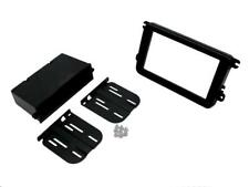 CT24VW09 Car Stereo Fitting Facia VW Double din with pocket and brackets