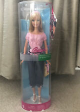 New In Box Rare BENETTON Fashion Fever BARBIE ST TROPEZ FRANCE Doll