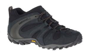 Merrell Chameleon Cham 8 Stretch Black Boot Shoe Men's US sizes 7-15/NEW!!!