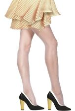 Classic Seamless Fishnet Pantyhose in Popular Colors. Regular One Size and Plus.