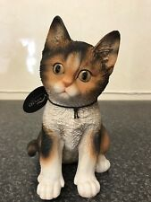 Vivid Arts Sitting Kitten Pet Pal with Gift Box - Choice of 4 Colours