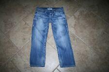 Big Star Liv Crop Jeans size 27