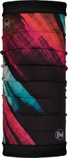 Buff New Polar Reversible Solar Wind Pink / Black Neckwear