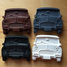 Classic Mini Cooper Wax Crayons x 4 Kids Party Bag Toy Stocking Fillers Favour