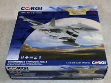 CORGI AVIATION ARCHIVE LIMITED EDITION - EUROFIGHTER TYPHOON FGR.4 (AA36408) NEW