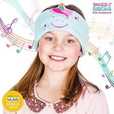 Snuggly Rascals (v2) Kids Headphones, Size Adjustable for Girls and Boys,