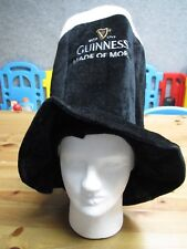 GUINNESS STOUT MADE OF MORE PINT HAT! RARE! VINTAGE! BRAND NEW! FREE SHIPPING!