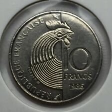 France 10 francs Schuman 1986 #1159