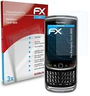 atFoliX 3x Screen Protector for Blackberry Torch 9800 clear