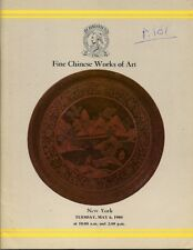 CHRISTIE'S CHINESE CERAMICS JADE CINNABAR LACQUER Himmel Coll Auction Catalog 19