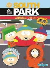 Official South Park Annual: 2014 by Pedigree Books Hardback, 4 Collectors (New)