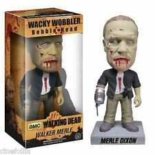 Bobble-head Merle Dixon Zombie The Walking Dead ufficiale serie tv AMC by Funko