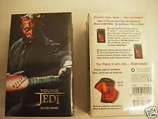 Young Jedi CCG Menace of Darth Maul Collector's Box