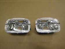 1978-81 CAMARO Z28 PARKING LAMP LENSES, PAIR