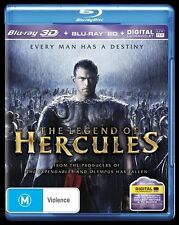 The Legend Of Hercules (Blu-ray, 2014) New, ExRetail Stock (D143)
