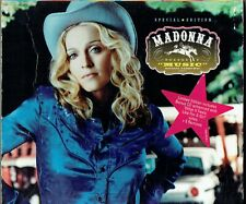MADONNA - 2 x CD - Music (Limited Edition Bonus CD + 5 Remixes) Special Edition