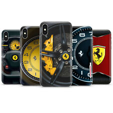 Auto Moto Fan Ferrari Funda De Teléfono Apto Para iPhone 2020SE/11/8/7/6/5/4/X