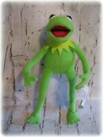 """Vintage Kermit The Frog NEW/Tags Applause Posable 12"""" Bendable Jim Henson Muppet"""