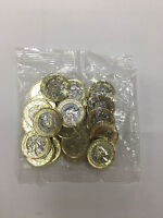 10x NEW UNCIRCULATED 12 SIDED £1 ONE POUND COIN 2017 ROYAL MINT OF ENGLAND