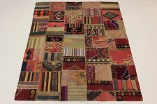 nomades Kelim patchwork look antique PERSAN TAPIS tapis d'Orient 2,80 x 2,23
