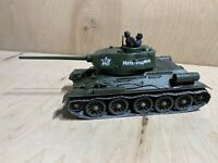 T-34 185 Tank Plastic Model Kit 1/35 Built