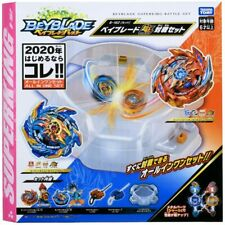 Takara Tomy Beyblade Burst Booster Superking Battle Set - B162