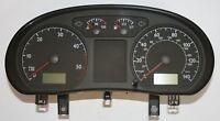 VW POLO MK6 140 mph 2002 to 2004 1.9 DIESEL TDI SPEEDOMETER SPEEDO 6Q0 920 900 G