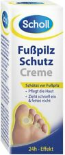 Scholl Fußpilz Schutzcreme 2 x 30 ml pflegende Hautpflege gegen Pilzinfektion