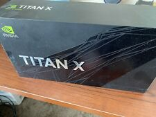 NVIDIA TITAN X Pascal 900-1G611-2500-000 12GB 384-Bit GDDR5X GPU