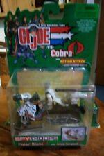 Gi Joe Spy Troops 2003 Polar Blast with Snow Serpent NIB