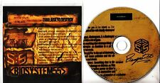 BIOSYSTEM55 2000 Just To Destroy 2006 UK 11-track promo CD