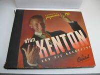 "1940's Capitol Record set CD-79 STAN KENTON. Progressive Jazz (4) 10"" 78RPM"