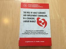 The Role of Adult Guidance Employment Counselling in a Changing Labour Market