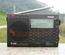 New TECSUN PL660 AIR/PLL DUAL CONVER/MULTI BAND RADIO
