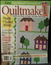 Quiltmaker Favorite Designers Lori Holt Bonnie Hunter Sep Oct 2014 FREE SHIPPING