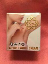 New in box Rouy Infinity Armpit White Cream 20 grams Expires October 25, 2023