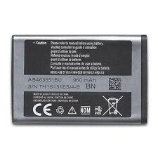 Batterie Origine   pour Samsung SGH-S5600 Player Star d'occasion