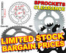 SUZUKI TS50X / TS50 XKE-XKR (84-03) (STD is 51) 54 TOOTH REAR SPROCKET 801-54