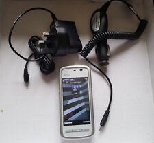 Nokia 5230-Red écran Tactile Smartphone