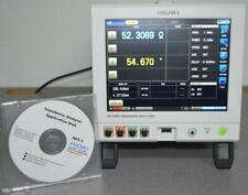 Hioki Im7581-01 Impedance Analyzer + Nice +
