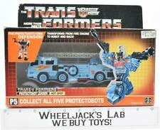 Hot Spot MIB 100% Complete A 1986 Vintage Hasbro Action Figure G1 Transformers