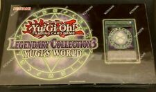 Yugioh Legendary Collection 3 Yugi's World Cards Yu Gi Oh US Version NEW SEALED