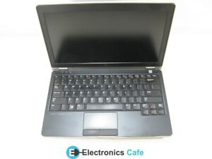 "Dell E6230 12.6"" Laptop 2.7 GHz i5-3340M 4GB (Grade B No Battery, Caddy, Webcam)"