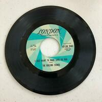 """ROLLING STONES Tell Me (You're Coming Back) 45 LON9682 7"""" 45rpm Vinyl VG+"""