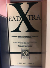 Lot of 3 EAD Xtra Compare to Paco Rabbane 2.5 fl oz/each