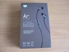 KS Kitsound Euphoria Bluetooth Earphones - Excellent Condition