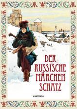 Der Russische Märchenschatz (2013, Gebundene Ausgabe)