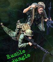 1/35 Resin US Infantrymen Vietnam War Unassembled Unpainted BL712