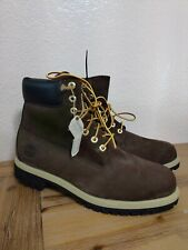 Timberland Earthkeepers yelehati boots MENS 10.5 Dark brown 7 eyelet NEW